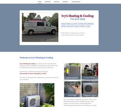 Ivy's Heating & Cooling